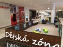 Realizace dětského koutku v obchodním centru Praha Chodov